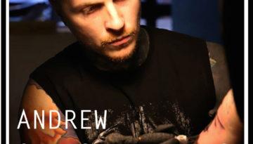AJ Tattoo Artist