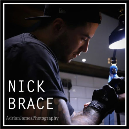 Nick Brace Tattoo Artist